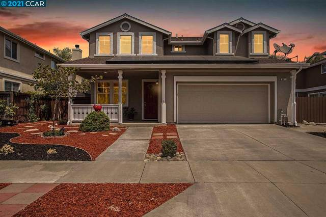 901 Sawyer Way, Brentwood, CA 94513 (#40960901) :: Blue Line Property Group