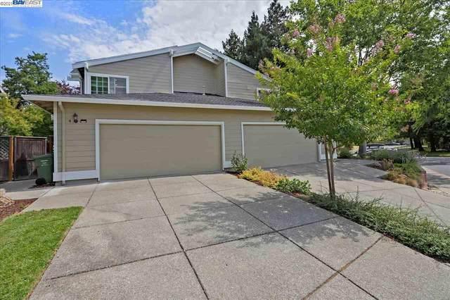 4 Dolores Ct, Moraga, CA 94556 (#40960910) :: Realty World Property Network