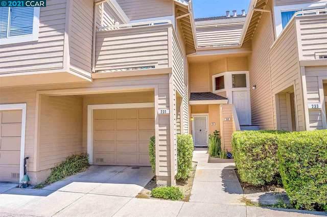 231 Sunset Dr, Hercules, CA 94547 (#40960925) :: Blue Line Property Group