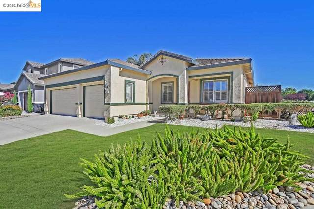 1071 Somersby Way, Brentwood, CA 94513 (#40960930) :: Realty World Property Network