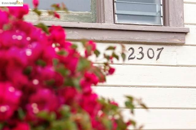 2307 Roosevelt Ave, Berkeley, CA 94703 (#40960934) :: Armario Homes Real Estate Team