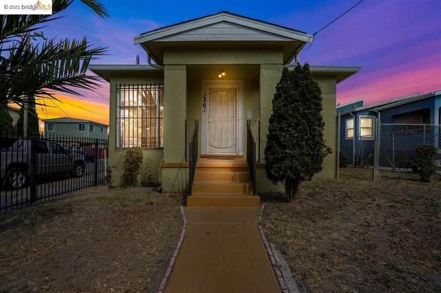 1201 62nd Ave, Oakland, CA 94621 (#40960967) :: Blue Line Property Group