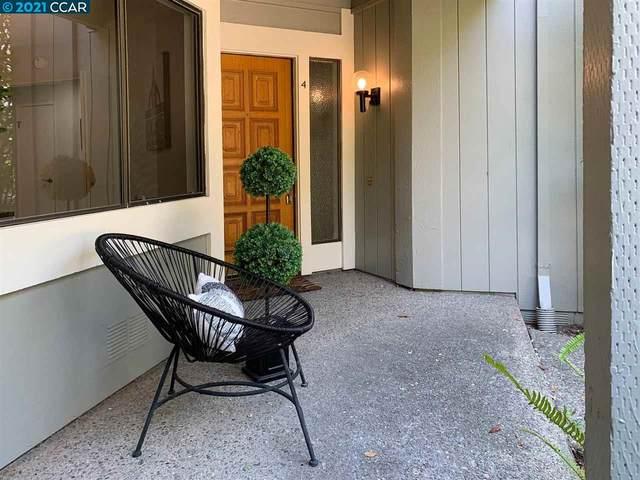 3196 Rossmoor Pkwy #4, Walnut Creek, CA 94596 (#40960970) :: Blue Line Property Group