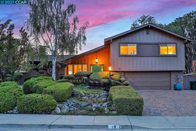 10 Monivea Pl, Pleasant Hill, CA 94523 (#40960972) :: Blue Line Property Group