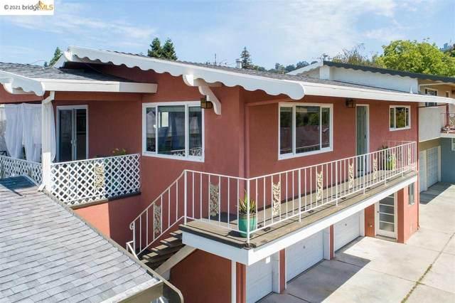 2866 Carmel St, Oakland, CA 94602 (#40960982) :: Blue Line Property Group