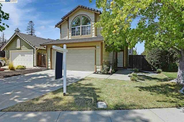 3143 Half Dome Dr, Pleasanton, CA 94566 (#40960986) :: Swanson Real Estate Team   Keller Williams Tri-Valley Realty