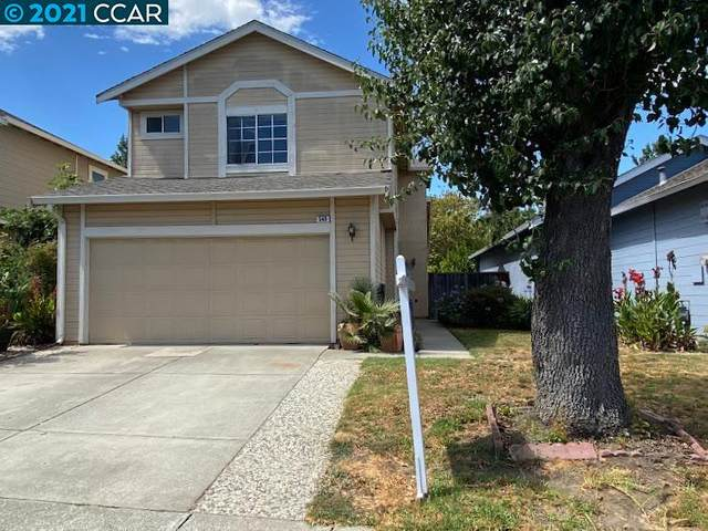 548 White Fir Dr, San Leandro, CA 94577 (#40960992) :: Realty World Property Network