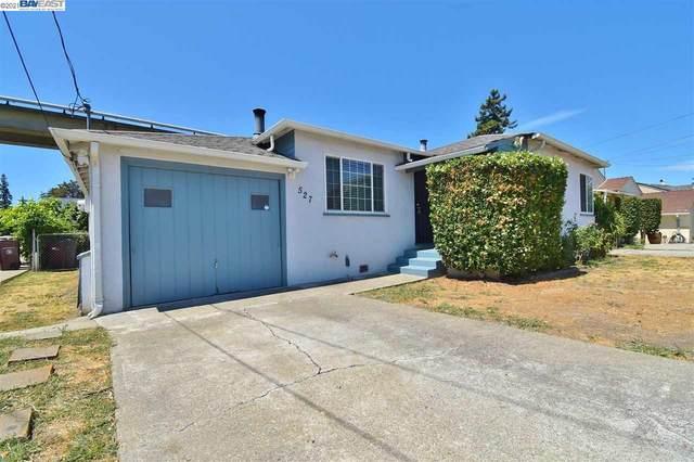 527 Paradise Blvd, Hayward, CA 94541 (#40960993) :: Armario Homes Real Estate Team