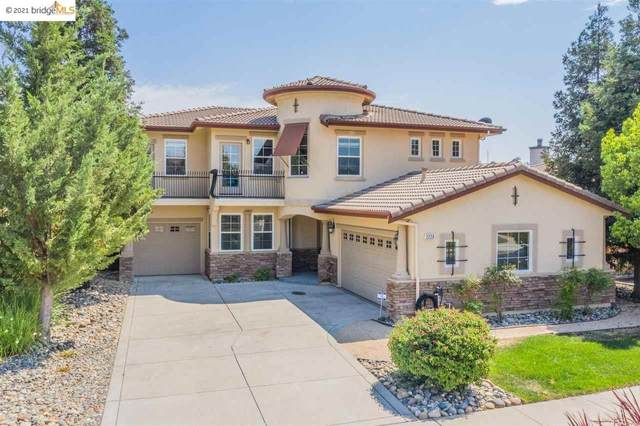 2220 Spyglass Drive, Brentwood, CA 94513 (#40960997) :: Realty World Property Network