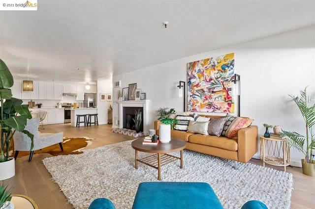 303 Adams St #107, Oakland, CA 94610 (#40961008) :: Realty World Property Network