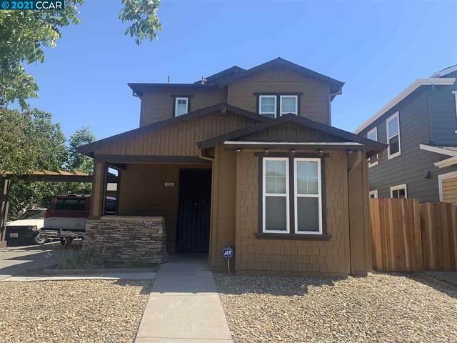 713 Catamaran Way, Suisun City, CA 94585 (#40961023) :: Armario Homes Real Estate Team