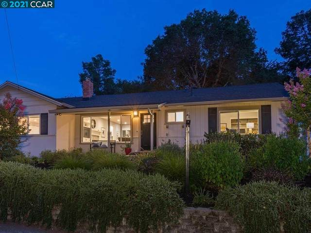 3149 Stanley Blvd, Lafayette, CA 94549 (#40961027) :: Realty World Property Network