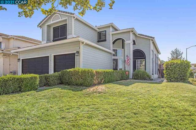 4157 Richard Way, Oakley, CA 94561 (#40961031) :: Realty World Property Network