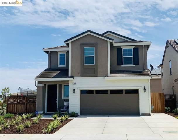 486 Avanti Way, Oakley, CA 94561 (#40961033) :: Blue Line Property Group