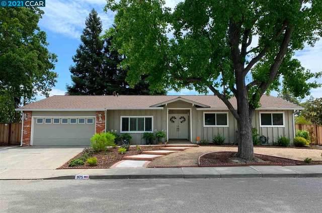 975 Savannah Cir, Walnut Creek, CA 94598 (#40961036) :: Swanson Real Estate Team   Keller Williams Tri-Valley Realty