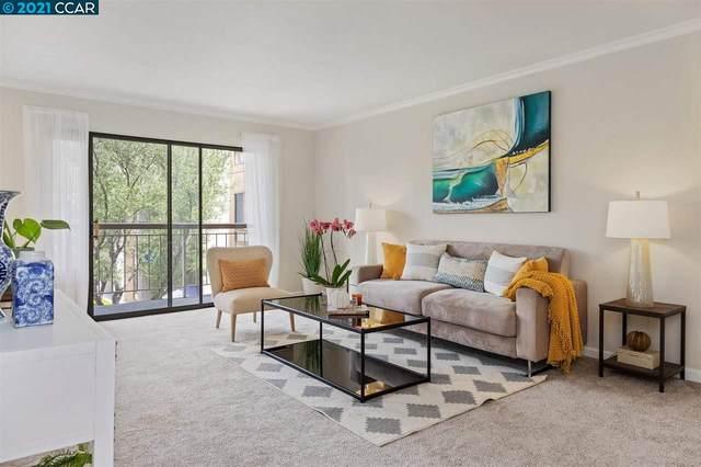 420 N Civic Dr #409, Walnut Creek, CA 94596 (#40961092) :: Armario Homes Real Estate Team