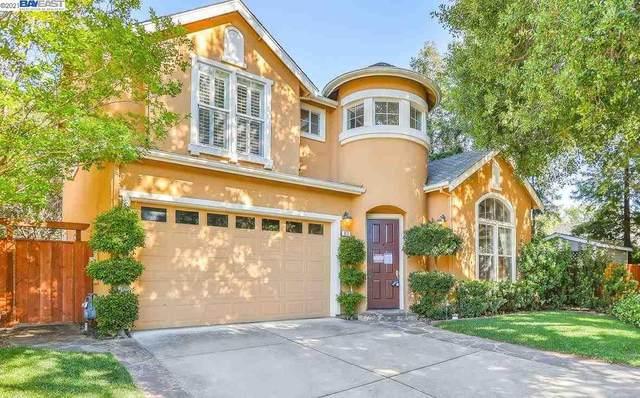 873 Saint John Ct, Pleasanton, CA 94566 (#40961097) :: Armario Homes Real Estate Team