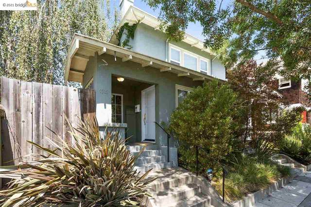 5735 Claremont Ave, Oakland, CA 94618 (#40961105) :: Realty World Property Network