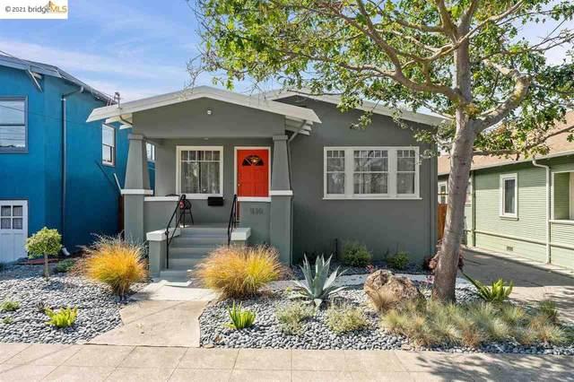 1130 Blake St, Berkeley, CA 94702 (#40961109) :: Realty World Property Network