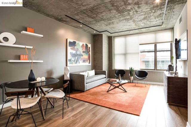 311 2nd Street #515, Oakland, CA 94607 (#40961120) :: Armario Homes Real Estate Team