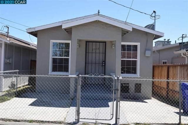 2938 Johnson Ave, Richmond, CA 94804 (#40961136) :: Blue Line Property Group