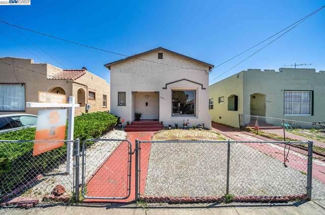 2728 Parker Ave, Oakland, CA 94605 (#40961141) :: Blue Line Property Group