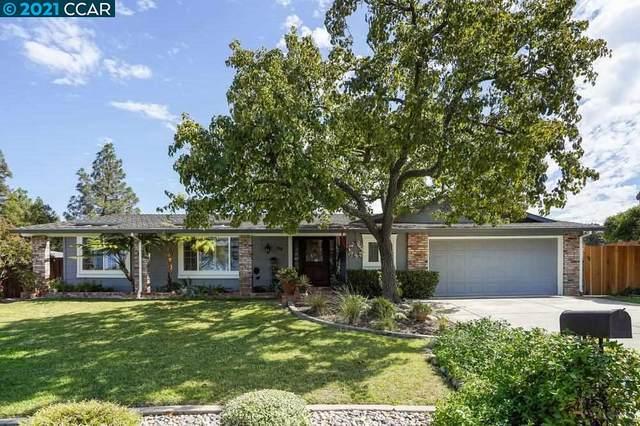 20 Mt Mckinley Ct, Clayton, CA 94517 (#40961147) :: Blue Line Property Group