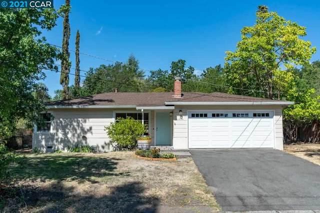 1229 Juanita Dr, Walnut Creek, CA 94595 (#40961154) :: Blue Line Property Group