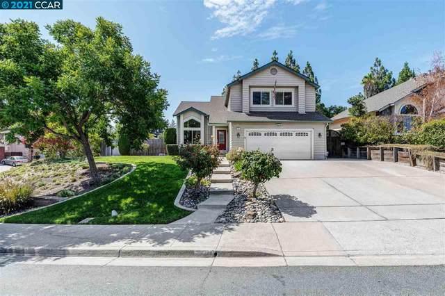 712 Alumrock Dr, Antioch, CA 94509 (#40961155) :: Realty World Property Network