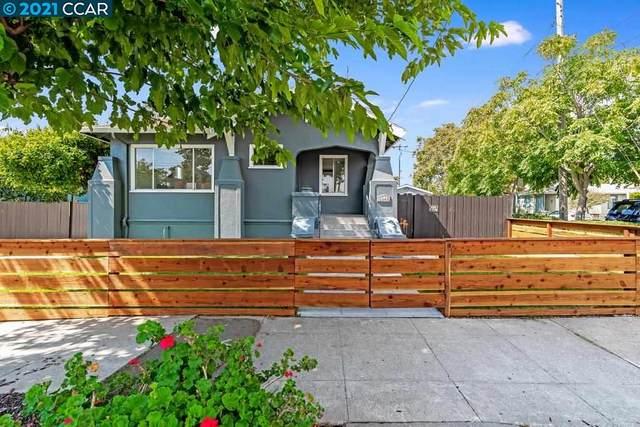 1349 Delaware St, Berkeley, CA 94702 (#40961183) :: Swanson Real Estate Team | Keller Williams Tri-Valley Realty