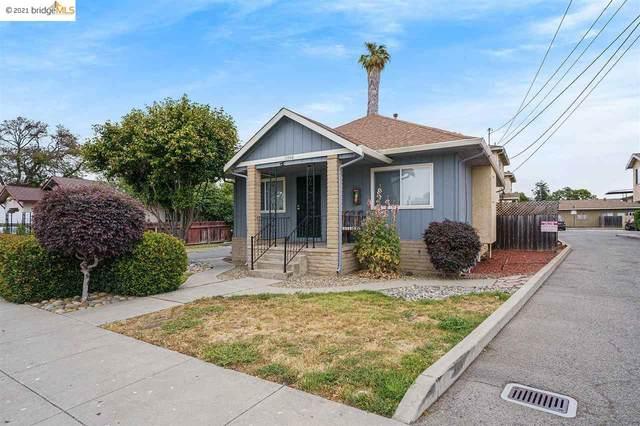 15548 Usher St, San Lorenzo, CA 94580 (#40961191) :: Blue Line Property Group