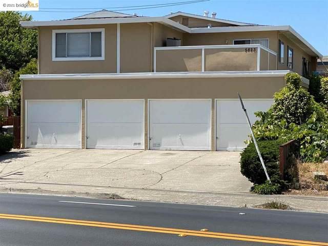 5823 Central Ave, El Cerrito, CA 94530 (#40961197) :: MPT Property