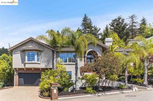 808 Mountain Blvd, Oakland, CA 94611 (#40961218) :: Realty World Property Network