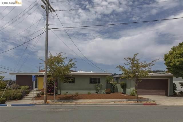 5601 Marin Ave, Richmond, CA 94805 (#40961222) :: Swanson Real Estate Team | Keller Williams Tri-Valley Realty