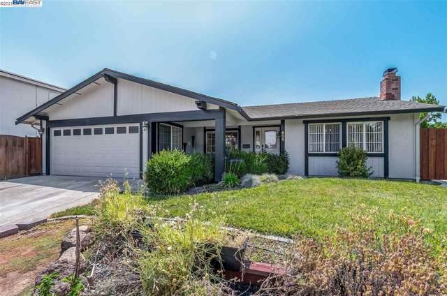609 Claret Ct, Pleasanton, CA 94566 (#40961223) :: Realty World Property Network