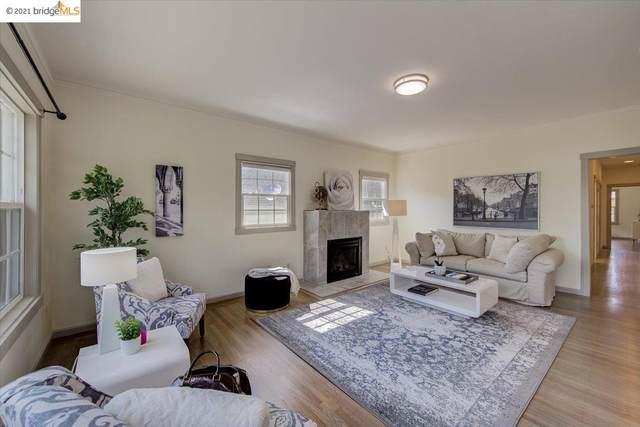 1435 Parker St, Berkeley, CA 94702 (#40961238) :: MPT Property