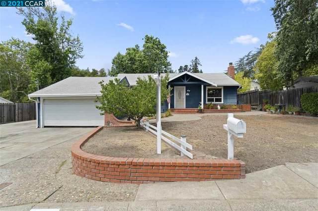 166 Kendall Rd, Walnut Creek, CA 94595 (#40961282) :: Swanson Real Estate Team   Keller Williams Tri-Valley Realty