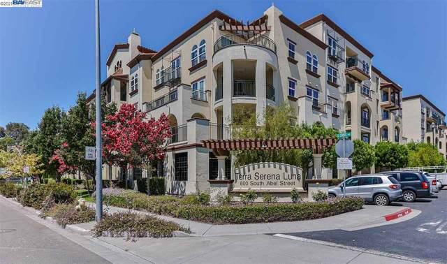 800 S Abel St #303, Milpitas, CA 95035 (#40961292) :: Excel Fine Homes
