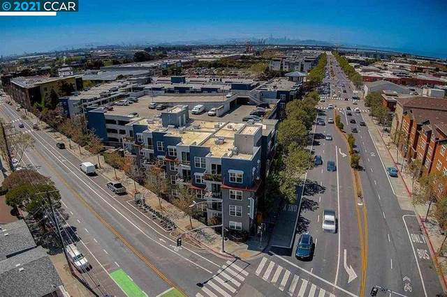 1121 40Th St #3101, Emeryville, CA 94608 (#40961300) :: MPT Property
