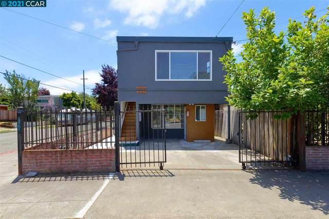 1350 Blake, Berkeley, CA 94702 (#40961301) :: MPT Property
