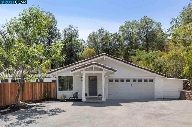 3220 Surmont Dr, Lafayette, CA 94549 (#40961306) :: Swanson Real Estate Team | Keller Williams Tri-Valley Realty
