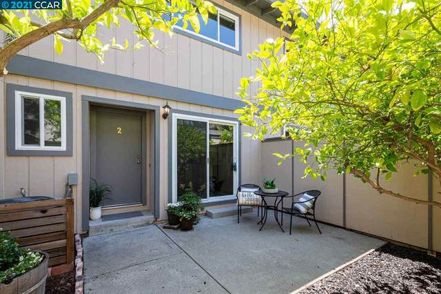 2129 Ascot Dr #2, Moraga, CA 94556 (#40961309) :: Swanson Real Estate Team   Keller Williams Tri-Valley Realty