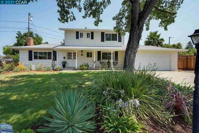 742 San Mateo Ct, Concord, CA 94518 (#40961311) :: Swanson Real Estate Team | Keller Williams Tri-Valley Realty