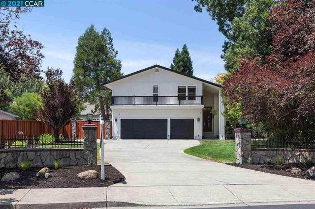 1911 Coventry Court, Walnut Creek, CA 94595 (MLS #40961316) :: Jimmy Castro Real Estate Group