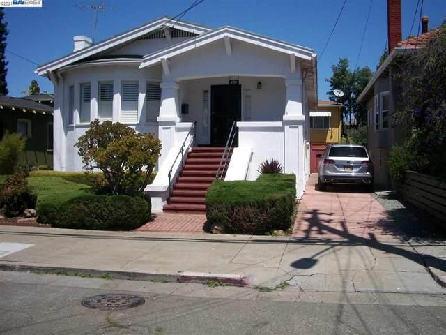 636 56Th St, Oakland, CA 94609 (#40961384) :: MPT Property