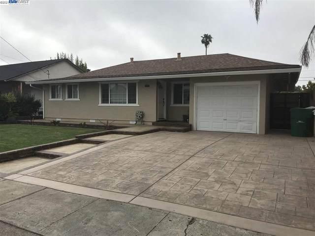 364 Sparling Dr, Hayward, CA 94544 (#40961396) :: MPT Property
