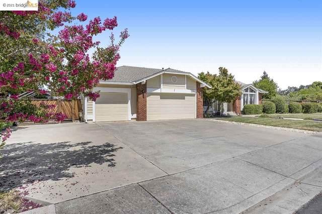 1865 Ellard Place, Concord, CA 94521 (#40961405) :: Blue Line Property Group