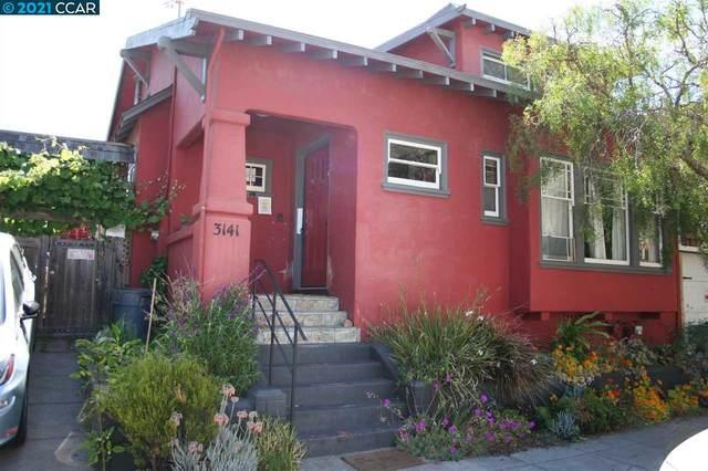 5141 California St, Berkeley, CA 94703 (#40961426) :: The Venema Homes Team