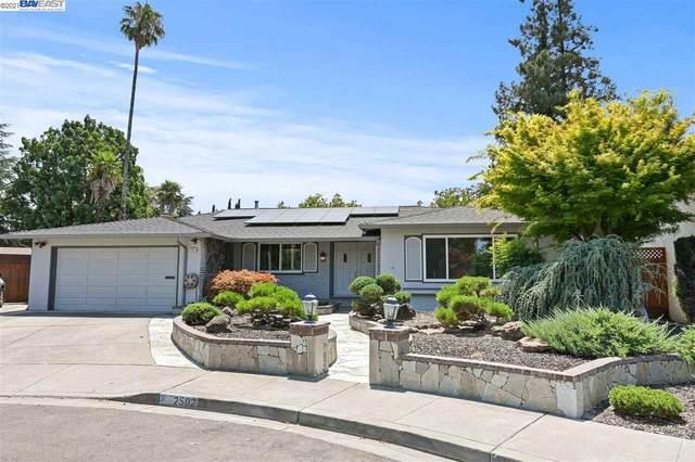2592 Willowren Way, Pleasanton, CA 94566 (#40961427) :: The Venema Homes Team