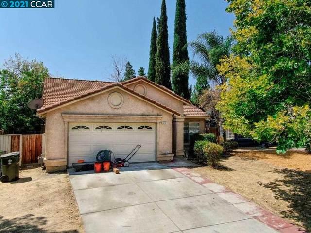 4854 Vinewood Way, Antioch, CA 94531 (#40961428) :: Blue Line Property Group
